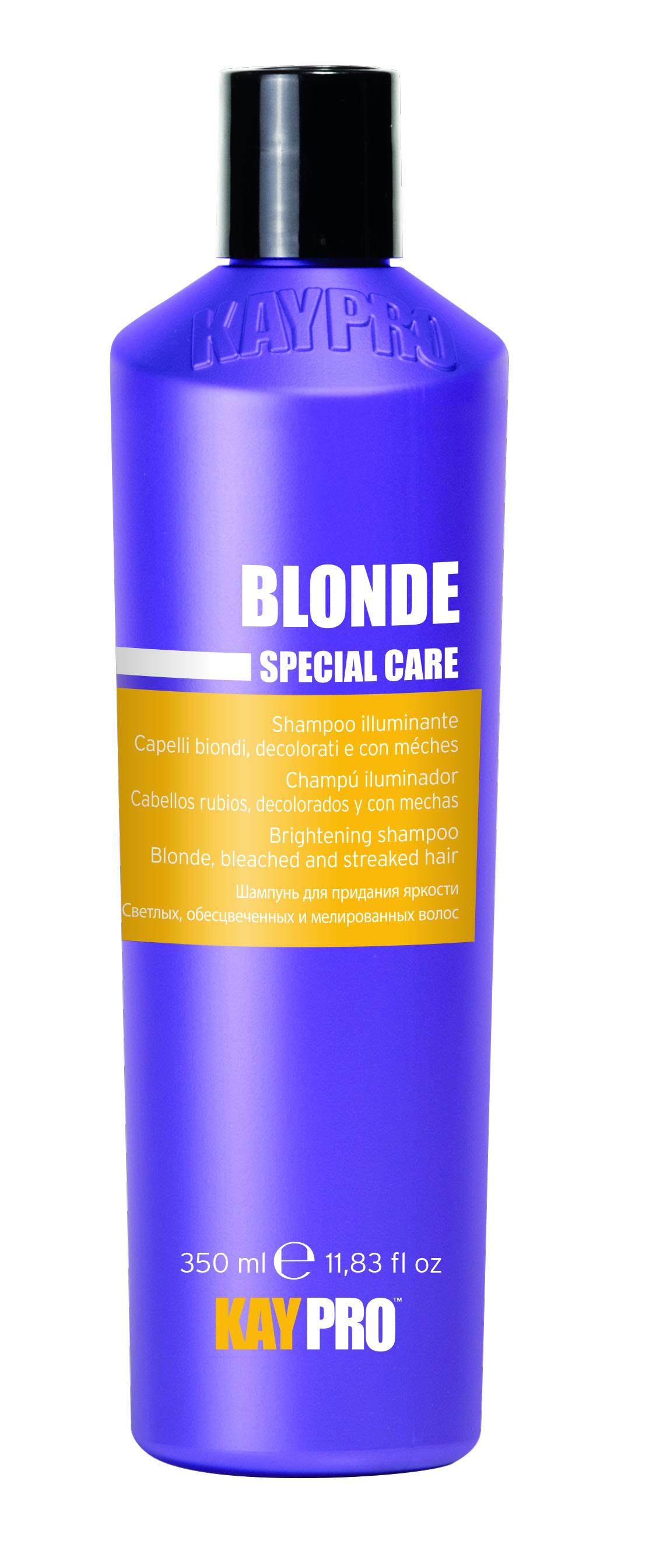 Купить KAYPRO Шампунь с сапфиром для придания яркости 350 мл, Блонд