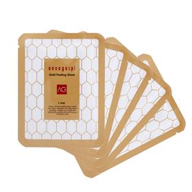 ANNAGASPI ����� ������ / Gold Peeling Sheet 10*7��