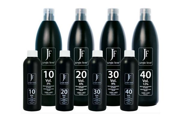 JUNGLE FEVER Эмульсия окисляющая кремообразная 6% / Oxidizing Emulsion Cream 20 Vol. COLOR GUIDE 150мл