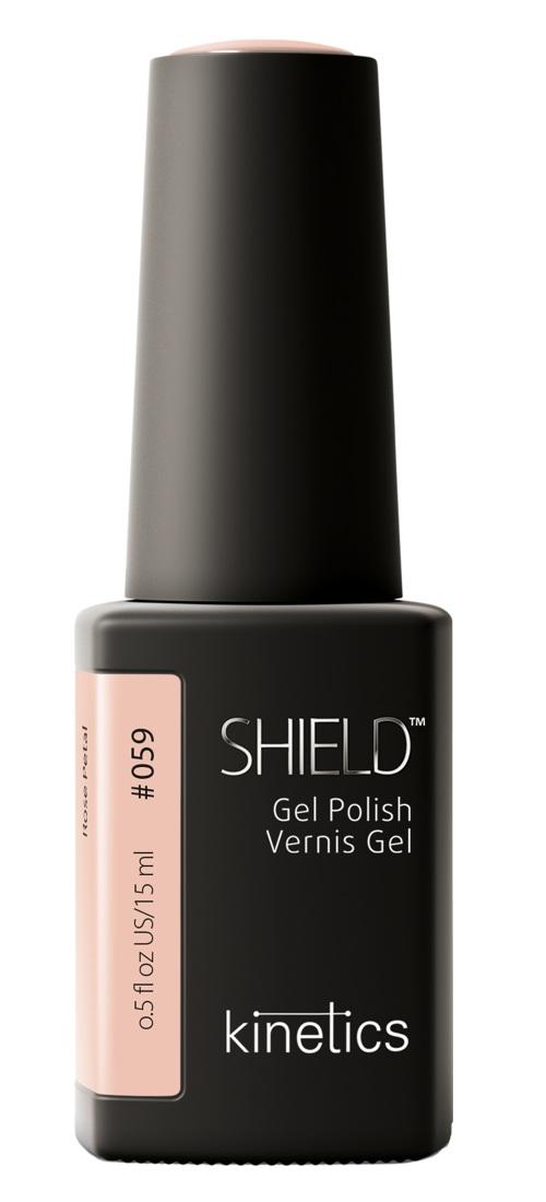 Купить KINETICS 059N гель-лак для ногтей / SHIELD 15 мл, Розовые