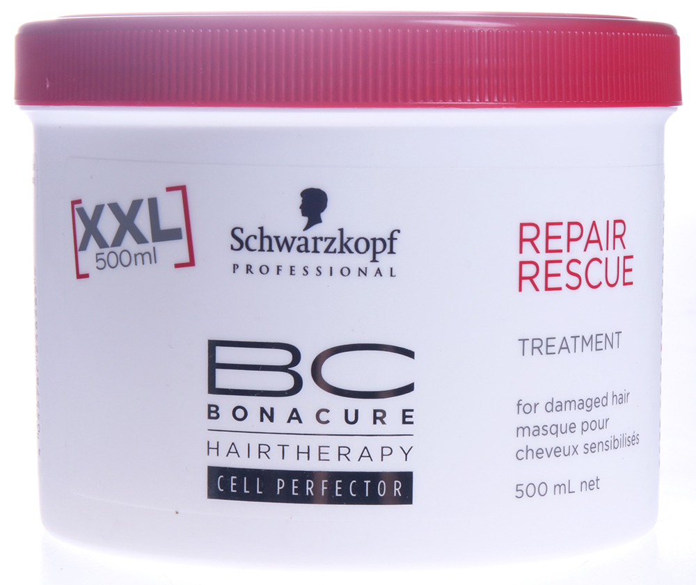 SCHWARZKOPF PROFESSIONAL Маска Спасительное восстановление / BC REPAIR RESCUE BIOMIMETIC 500мл