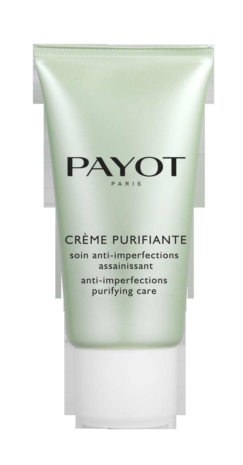 PAYOT Крем-флюид регулирующий Против Высыпаний / PATE GRISE 50 мл косметические маски payot payot pate grise очищающая матирующая угольная маска 50 мл
