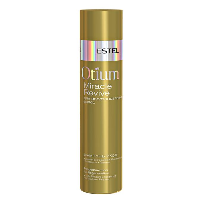 ESTEL PROFESSIONAL Шампунь-уход для восстановления волос / OTIUM Miracle 250мл