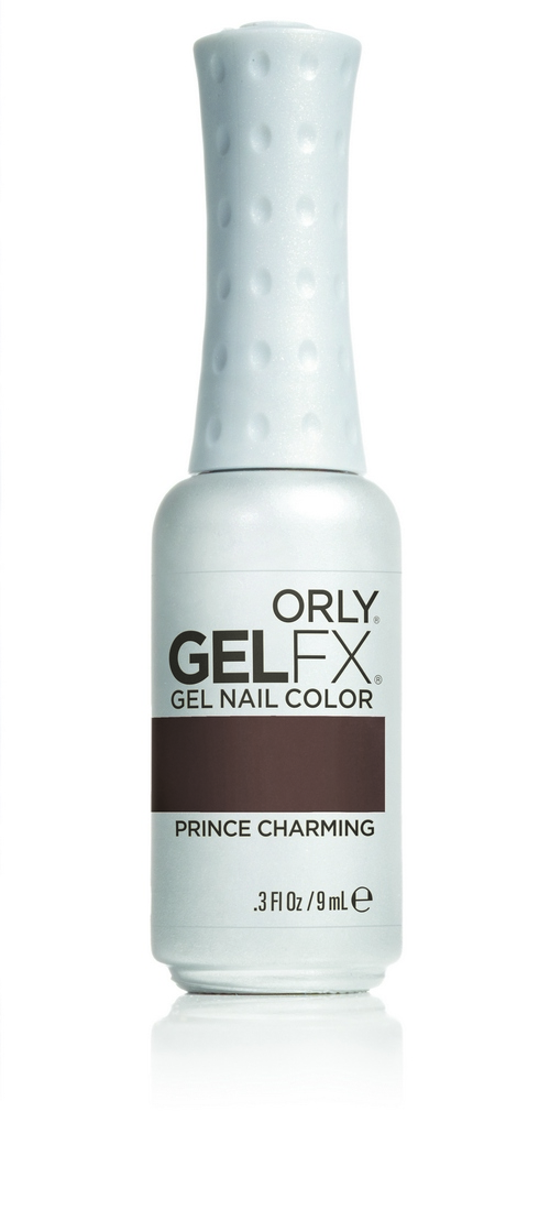 ORLY Гель-лак 715 PRINCE CHARMING / GEL FX 9мл orly гель лак 31 rockin' amber flakie gel fx 9мл