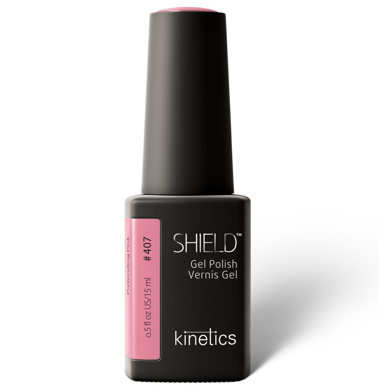 KINETICS 407N гель-лак для ногтей / SHIELD 15 мл