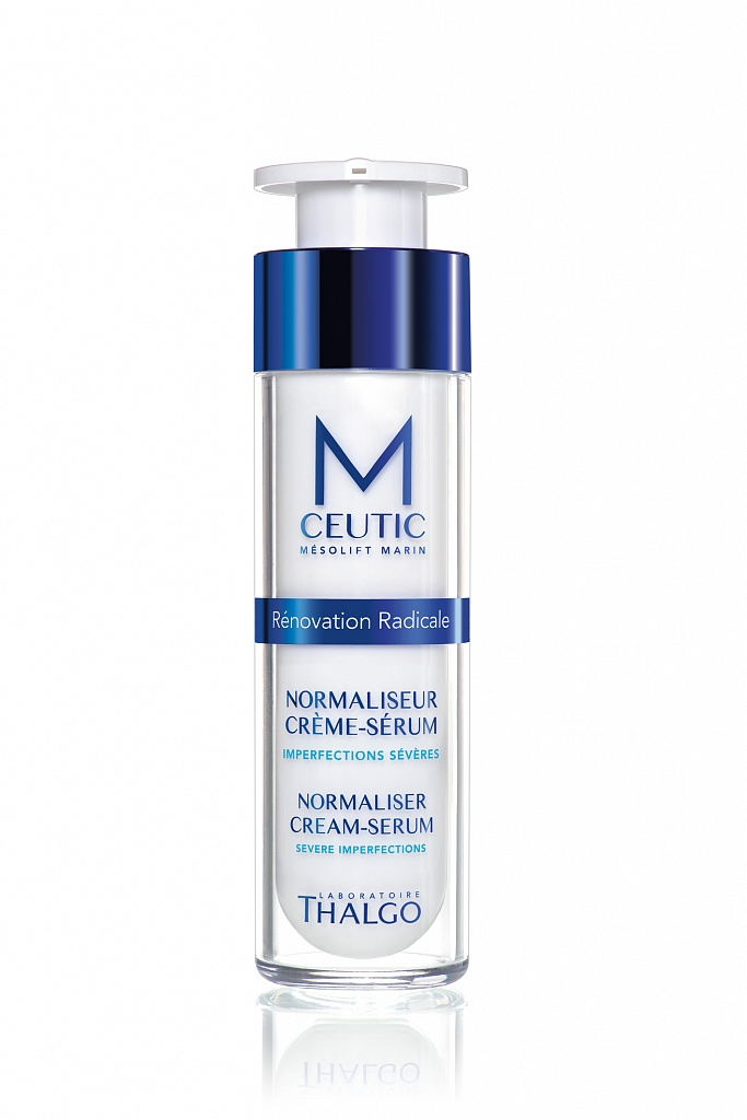 THALGO Крем-сыворотка нормализующая баланс кожи 50мл косметика thalgo косметика thalgo лепить эксперт крем