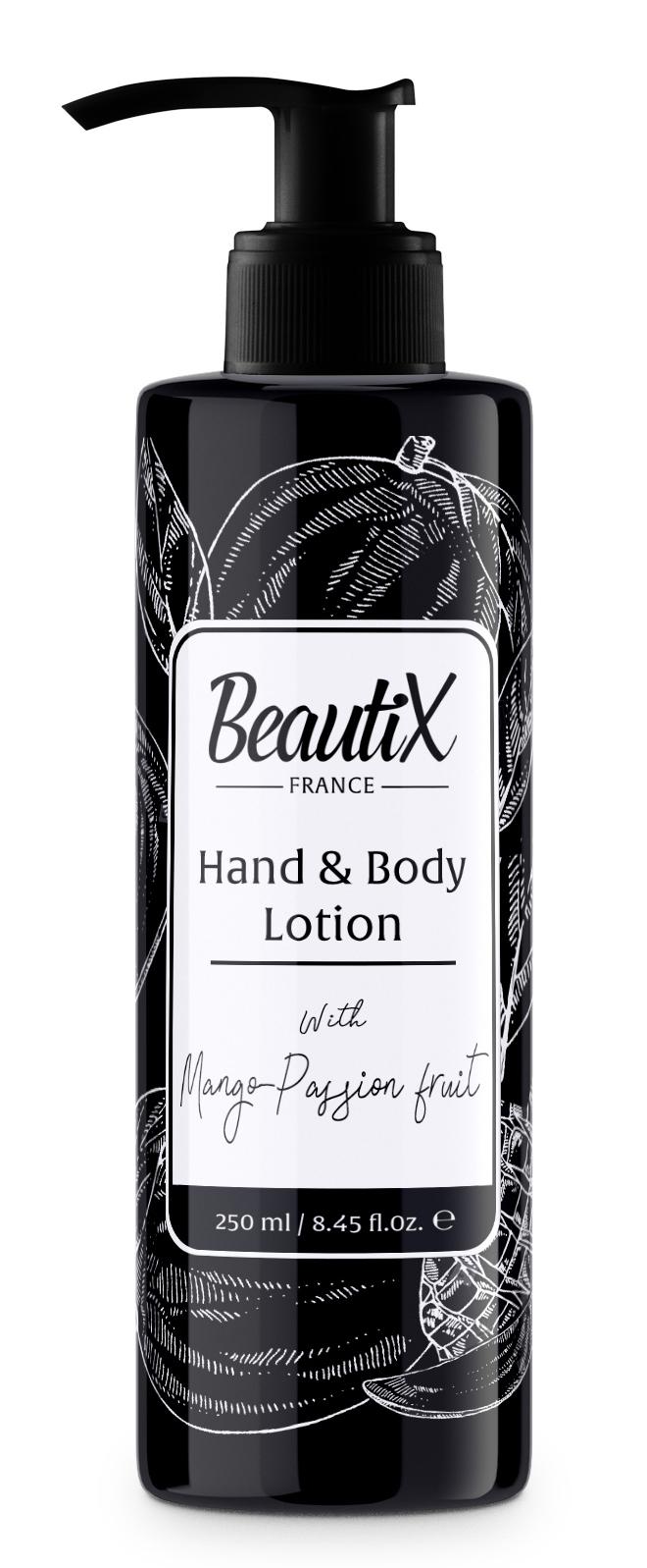 BEAUTIX Лосьон для рук и тела, манго-маракуйя 250 мл