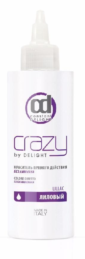CONSTANT DELIGHT Краситель прямого действия без аммиака лиловый / Crazy by Delight 150мл