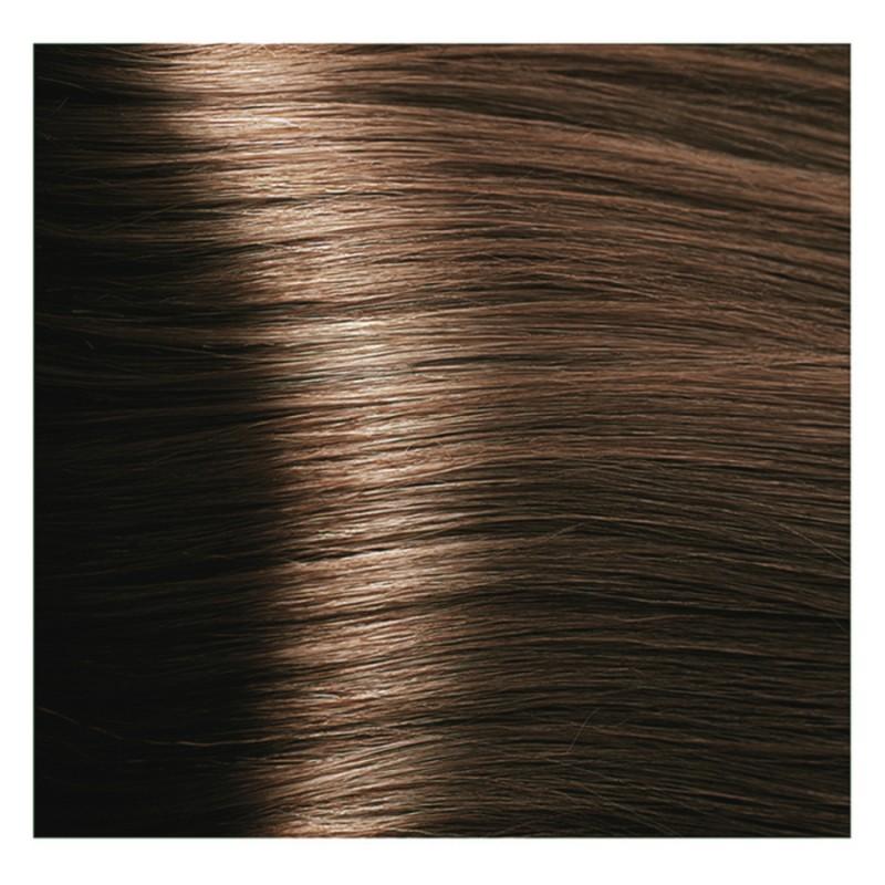 KAPOUS 6.23 крем-краска для волос / Hyaluronic acid 100мл краска для волос kapous professional hyaluronic acid hair color серебро