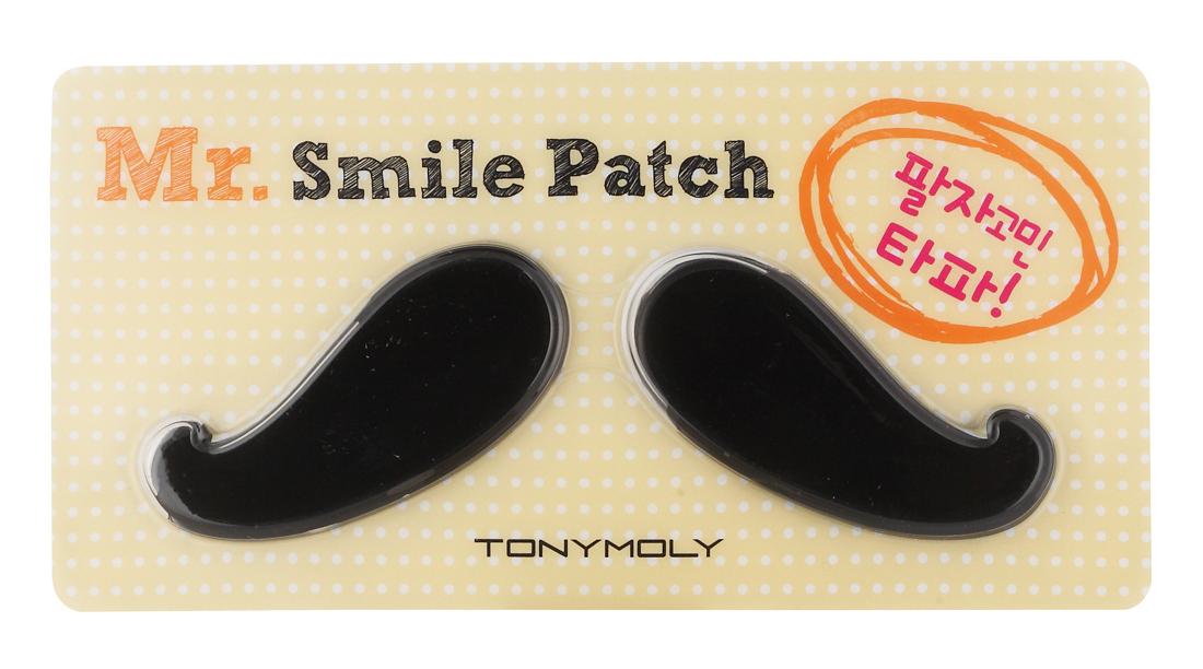 TONYMOLY Маска для носогубной области / Mr. Smile Patch 10 г -  Маски
