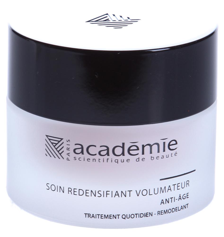 ACADEMIE Уход наполняющий укрепляющий / VISAGE 50млКремы<br>Крем для увядающей кожи со слабым тонусом. Обладает отличным укрепляющим действием, активизирует выработку коллагена, эластина и гиалуроновой кислоты. Улучшает тургор кожи, омолаживает, подтягивает кожу, наполняет сиянием. Результат: Плотная, эластичная кожа без морщин. Прекрасный цвет лица, подтянутый и четкий овал. Активные ингредиенты: комплекс глубокого увлажнения 8%, активатор синтеза гиалуроновой кислоты 4%, разглаживающий активный ингредиент 4%, укрепляющий ткани активный ингредиент 4%, производная кварца 4%, укрепляющий активный ингредиент 3%, коллагеновые микросферы 3%, активные ингредиенты 30%. Способ применения:&amp;nbsp;использовать 1-2 раза в день. Нанести крем на очищенную кожу и мягко впитать.<br><br>Объем: 50 мл<br>Назначение: Морщины