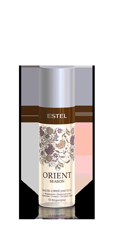 ESTEL PROFESSIONAL Масло-спрей для тела / ESTEL ORIENT SEASON, 100 мл
