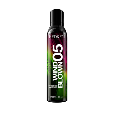"REDKEN Спрей для фиксации в движении и парфюм для волос ""Винд Блоунд"" 250мл~"