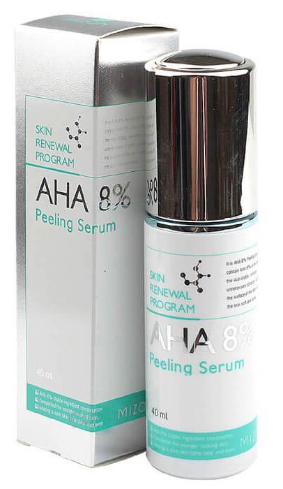Купить MIZON Пилинг-сыворотка с AHA и BHA кислотами / AHA & BHA 8% Peeling serum 40 мл