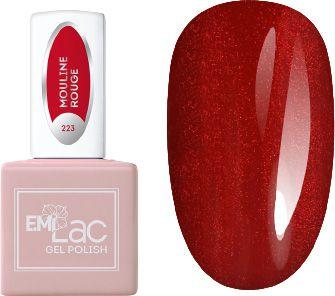 E.MI 223 RM гель-лак для ногтей, Мулен Руж / E.MiLac 6 мл