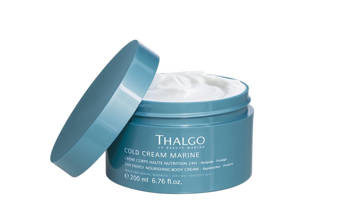 THALGO Крем восстанавливающий насыщенный для тела 24 часа / Deeply Nourishing Body Cream 24H 200 мл