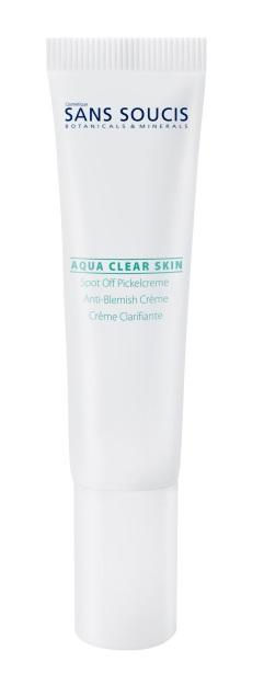 SANS SOUCIS Крем анти-акне / Anti-Blemish Crème 15мл sans soucis крем маска успокаивающая soothing crème mask 50мл