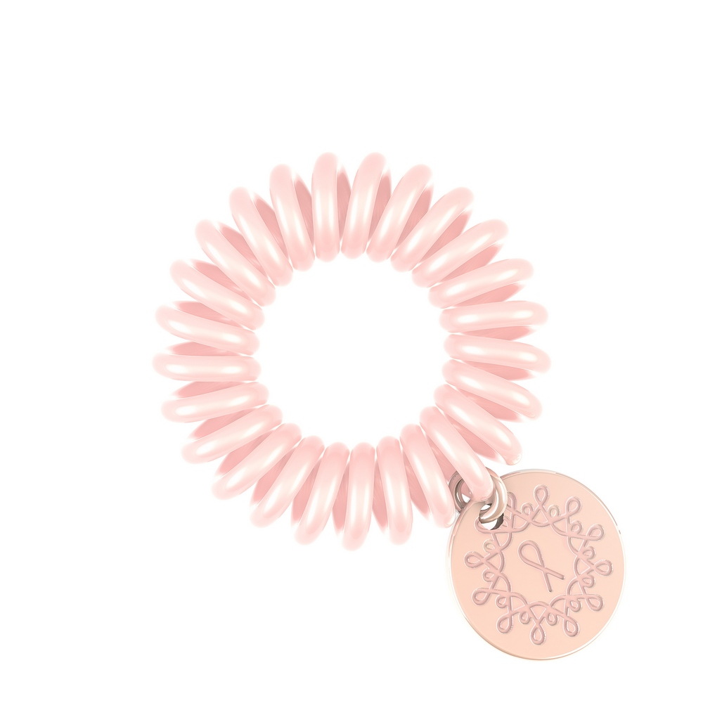 INVISIBOBBLE Резинка-браслет для волос / ORIGINAL Pink Heroes от Галерея Косметики