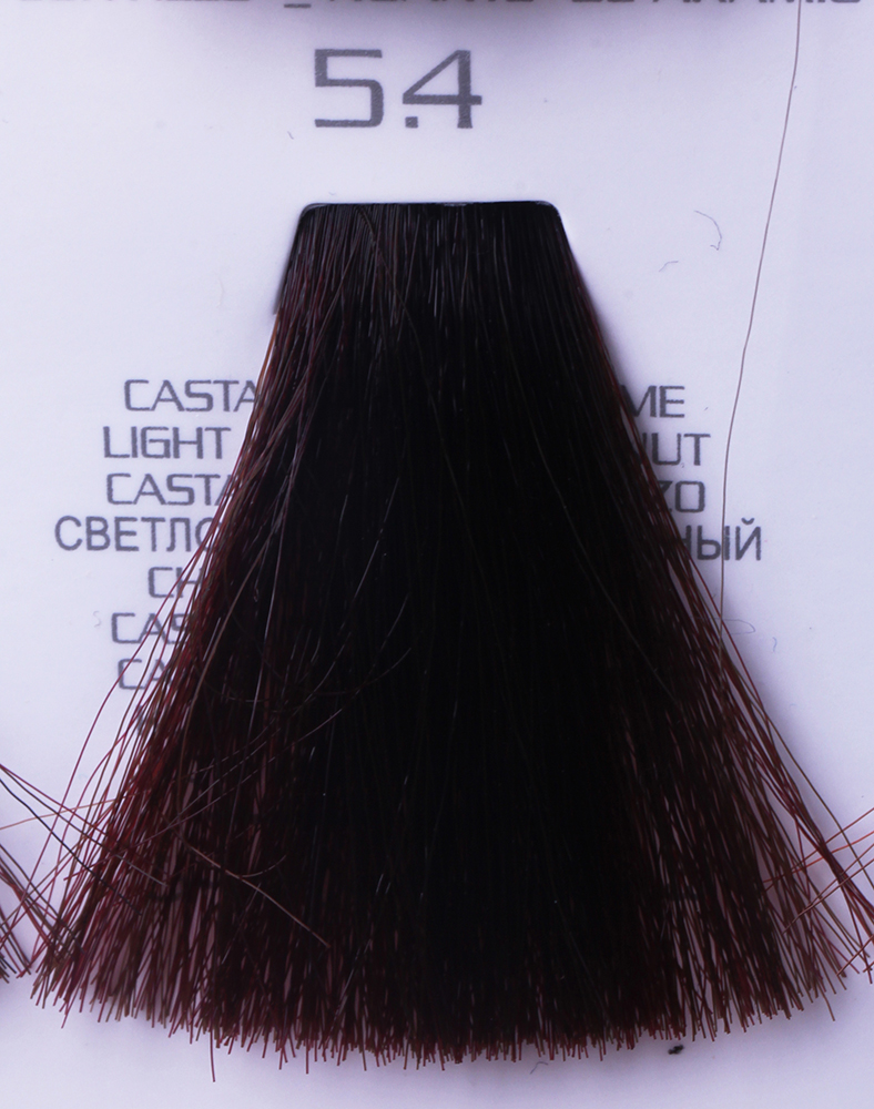 HAIR COMPANY 5.4 ������ ��� ����� / HAIR LIGHT CREMA COLORANTE 100��