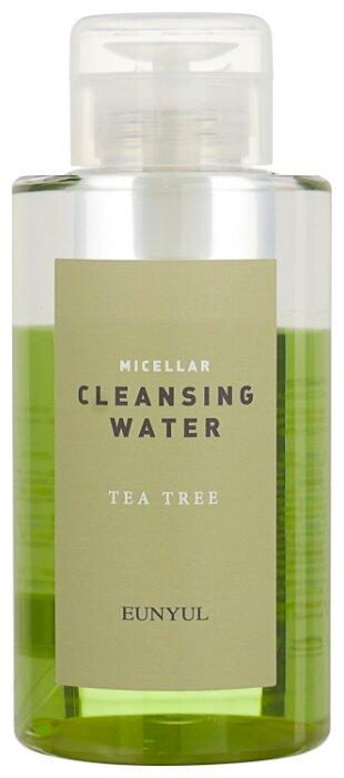 EUNYUL Вода мицеллярная очищающая двухфазная c чайным деревом 500 мл