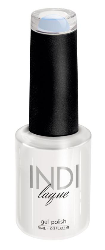 RuNail 4198 гель-лак для ногтей / INDI laque 9 мл, Синие  - Купить