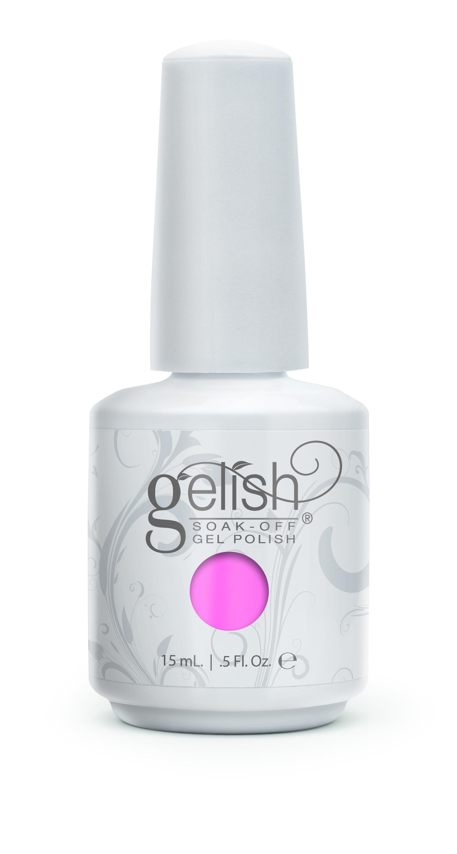 GELISH Гель-лак Ella Of A Girl / GELISH 15млГель-лаки<br>Гель-лак Gelish наносится на ноготь как лак, с помощью кисточки под колпачком. Процедура нанесения схожа с&amp;nbsp;нанесением обычного цветного покрытия. Все гель-лаки Harmony Gelish выполняют функцию еще и укрепляющего геля, делая ногти более прочными и длинными. Ногти клиента находятся под защитой гель-лака, они не ломаются и не расслаиваются. Гель-лаки Gelish после сушки в LED или УФ лампах держатся на натуральных ногтях рук до 3 недель, а на ногтях ног до 5 недель. Способ применения: Подготовительный этап. Для начала нужно сделать маникюр. В зависимости от ваших предпочтений это может быть европейский, классический обрезной, СПА или аппаратный маникюр. Главное, сдвинуть кутикулу с ногтевого ложа и удалить ороговевшие участки кожи вокруг ногтей. Особенностью этой системы является то, что перед нанесением базового слоя необходимо обработать ноготь шлифовочным бафом Harmony Buffer 100/180 грит, для того, чтобы снять глянец. Это поможет улучшить сцепку покрытия с ногтем. Пыль, которая осталась после опила, излишки жира и влаги удаляются с помощью обезжиривателя Бондер / GELISH pH Bond 15&amp;nbsp;мл или любого другого дегитратора. Нанесение искусственного покрытия Harmony.&amp;nbsp; После того, как подготовительные процедуры завершены, можно приступать непосредственно к нанесению искусственного покрытия Harmony Gelish. Как и все гелевые лаки, продукцию этого бренда необходимо полимеризовать в лампе. Гель-лаки Gelish сохнут (полимеризуются) под LED или УФ лампой. Время полимеризации: В LED лампе 18G/6G = 30 секунд В LED лампе Gelish Mini Pro = 45 секунд В УФ лампах 36 Вт = 120 секунд В УФ лампе Harmony Mini Portable UV Light = 180 секунд ПРИМЕЧАНИЕ: подвергать полимеризации необходимо каждый слой гель-лакового покрытия! 1)Первым наносится тонкий слой базового покрытия Gelish Foundation Soak Off Base Gel 15 мл. 2)Следующий шаг   нанесение цветного гель-лака Harmony Gelish.&amp;nbsp; 3)Заключительный этап Нанесе