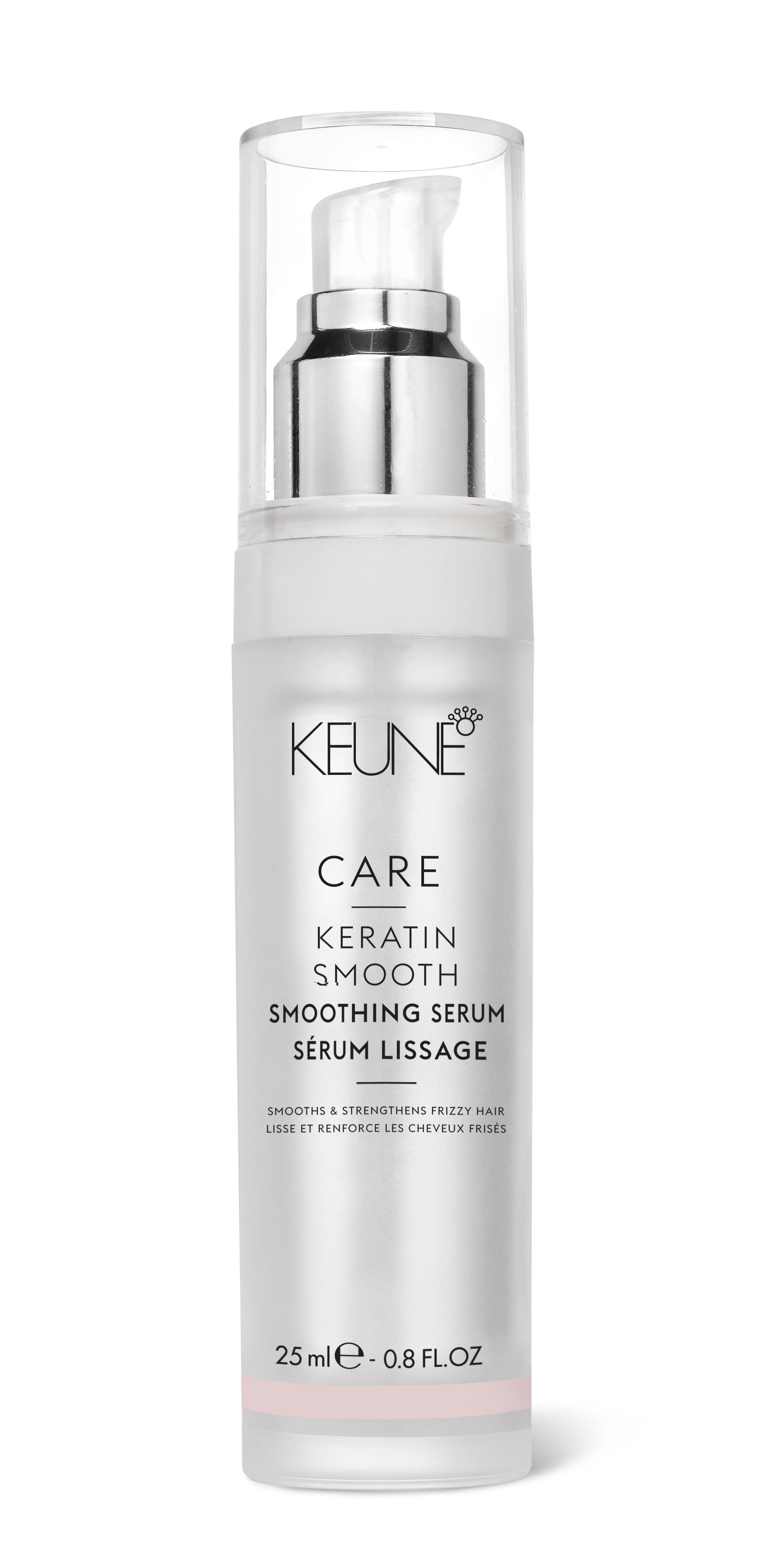 """KEUNE Сыворотка для волос """"Кератиновый комплекс"""" / CARE Keratin Smooth Serum 25 мл"""