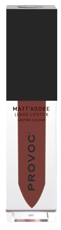 Купить PROVOC Помада жидкая матовая для губ 11 / MATTADORE Liquid Lipstick Discovery 5 г