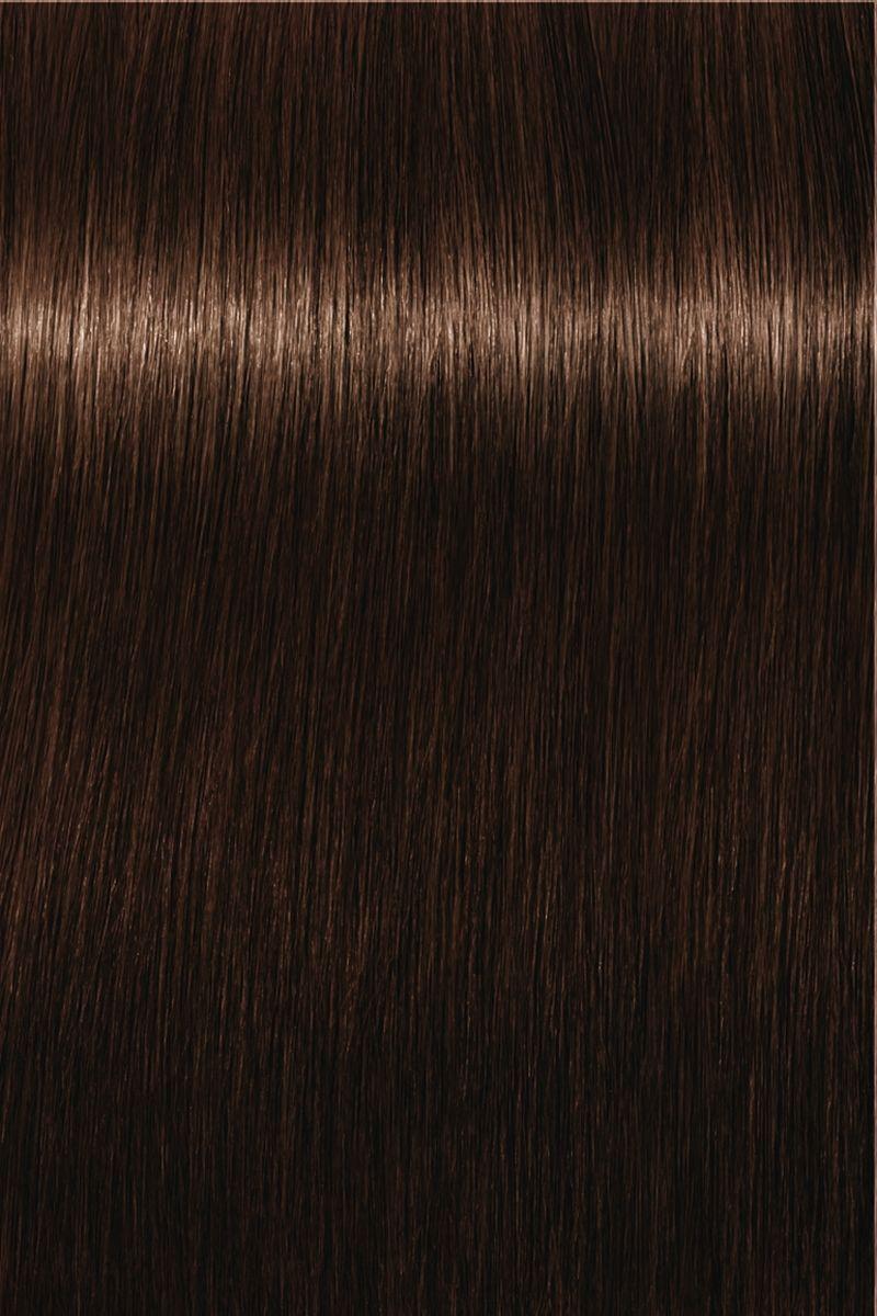 Купить INDOLA 4.80 краситель перманентный, средний коричневый шоколадный натуральный / RED&FASHION 60 мл