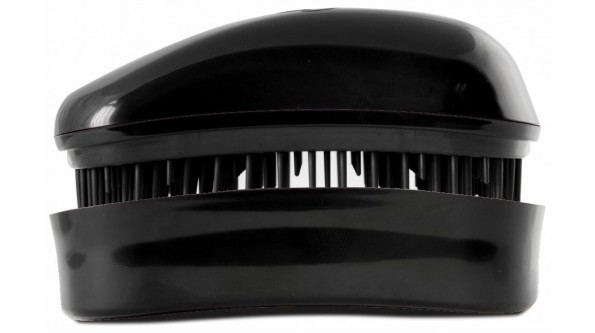 DESSATA Расческа для волос Dessata Hair Brush Mini Black-Black; Черный-ЧерныйРасчески<br>Расческа Dessata mini быстро распутает волосы, нет необходимости использовать дополнительные средства. Не тянет и не рвет волосы. Подходит для всех типов волос: тонких, густых и вьющихся. 237 зубчика имеют три уровня высоты, что позволяет лучше прочесывать волосы, а если возникает натяжение, они легко сгибаются. Эргономичный дизайн расчески без ручки, позволяет удобно разместить ее в руке, ее форма повторяет форму головы. Благодаря соему идеальному размеру расческу можно везде носить с собой. Материал: гипоаллергенный пластик.<br><br>Типы волос: Для всех типов