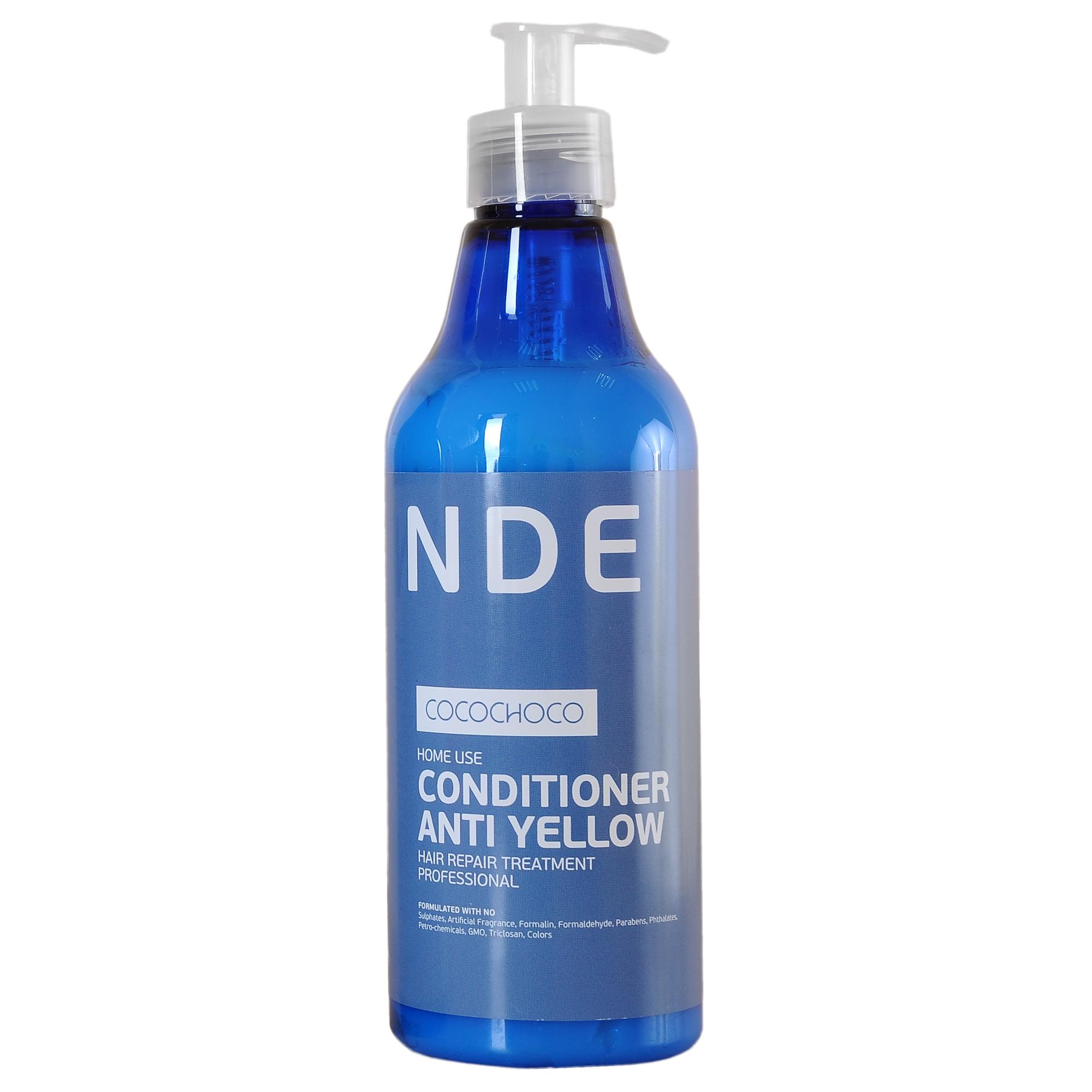 COCOCHOCO Кондиционер для осветленных волос / BLONDE 500 мл