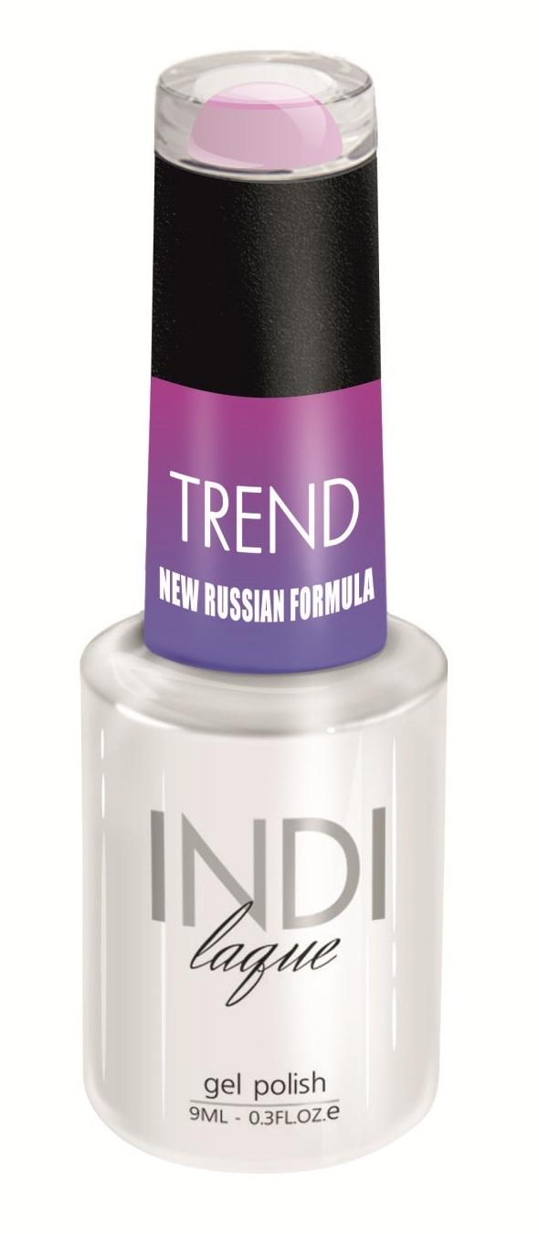 Купить RuNail 5082 гель-лак для ногтей / INDI laque Trend 9 мл, Фиолетовые