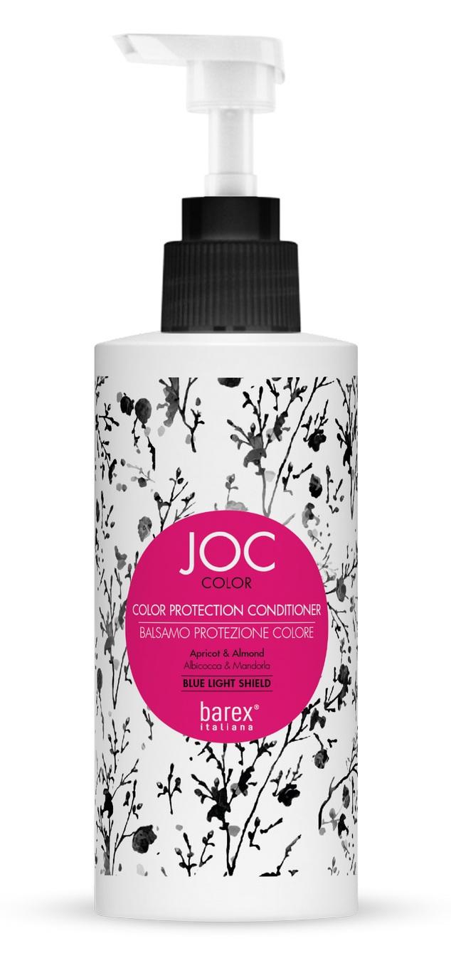 Купить BAREX Бальзам для волос Стойкость цвета, абрикос и миндаль / JOC COLOR 250 мл