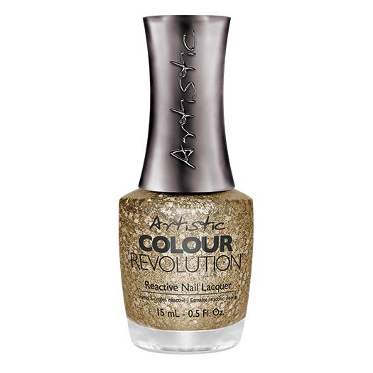 ARTISTIC Лак недельный для ногтей (123) / Revolution Nail Lacquer GLAMOROUS, 15 мл лаки для ногтей isadora лак для ногтей гелевый gel nail lacquer 247 6 мл