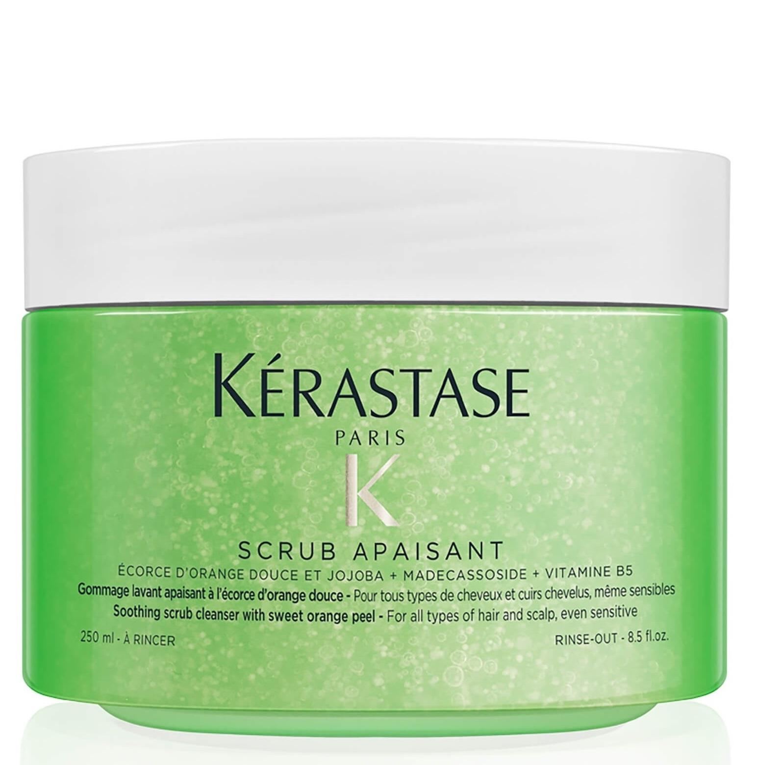 Купить KERASTASE Скраб для волос Апезан / FUSIO-SCRUB 250 мл