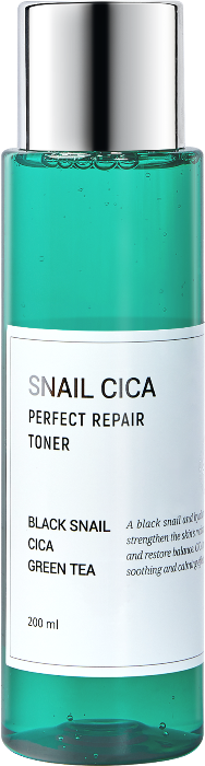 Купить ESTHETIC HOUSE Тонер для лица с муцином улитки и центеллой / Snail Cica Perfect Repair Toner 200 мл