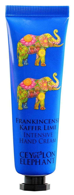 Купить SPA CEYLON Крем интенсивный для рук Цейлонский слон, ладан и каффирский лайм 30 г