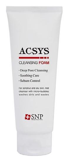 SNP Пена для умывания / ACSYS Cleansing Foam 150 мл пена gillette series foam cool cleansing 250 мл