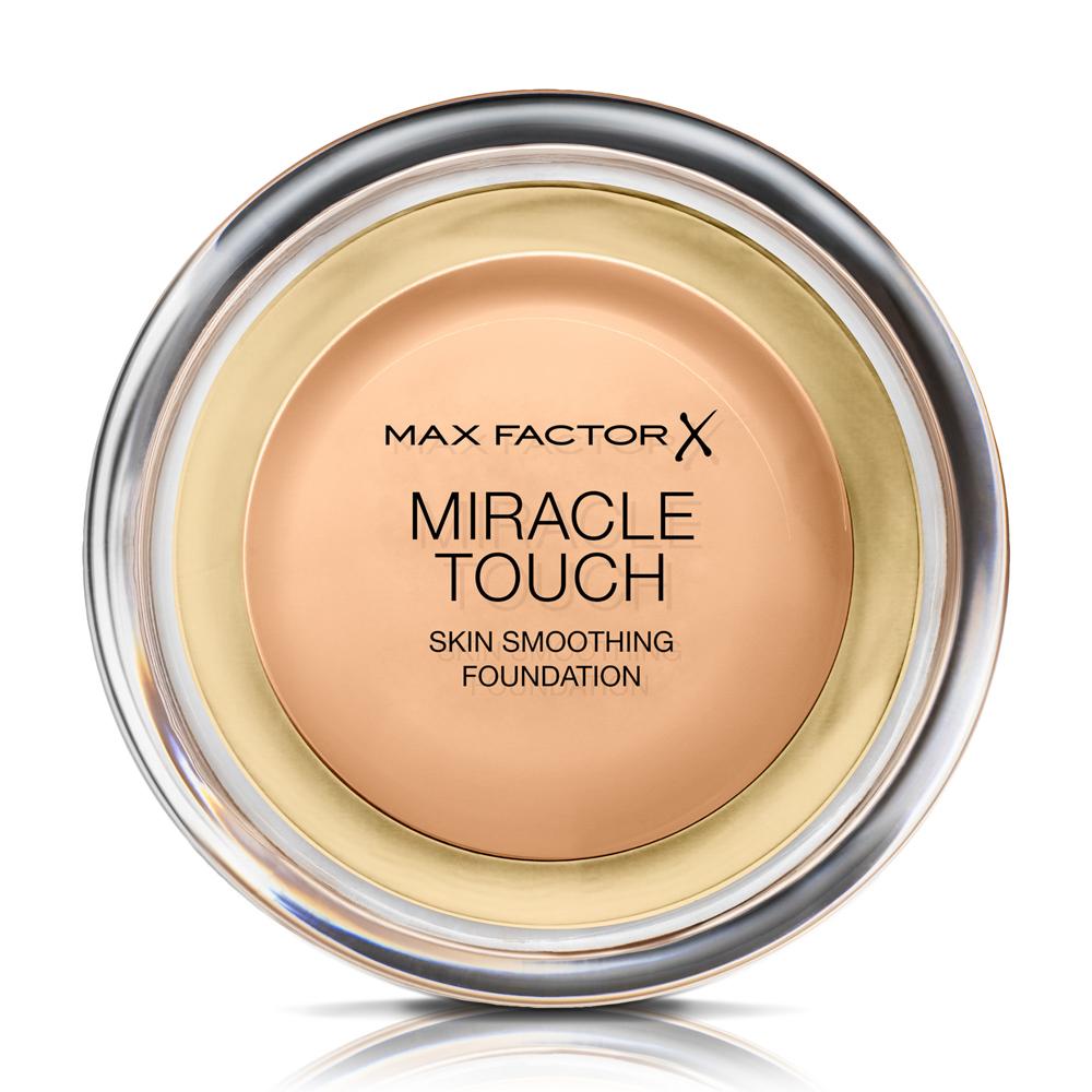 Купить MAX FACTOR Основа тональная 75 / Miracle Touch golden