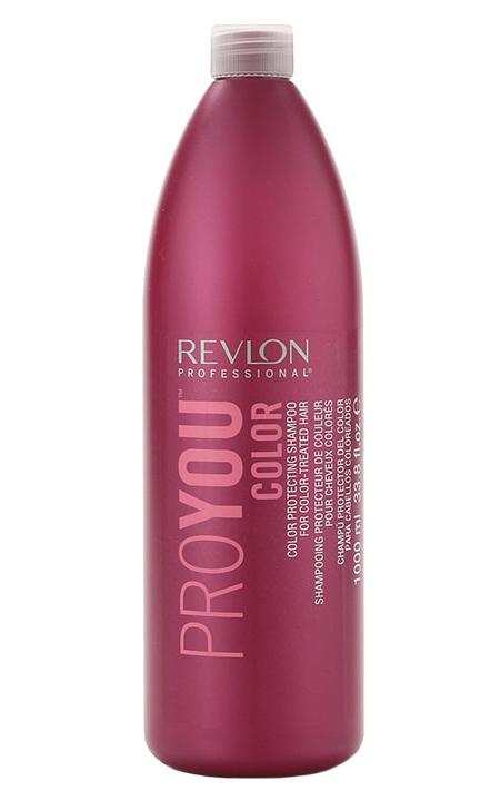 REVLON Professional Шампунь для сохранения цвета окрашенных волос / PRO YOU COLOR 1000 мл. - Шампуни