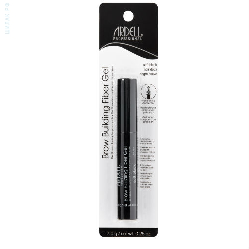 ARDELL ���� ��� ������������� ����� ������ (c���-�����) / Brow Building Fiber Gel Taupe 7��