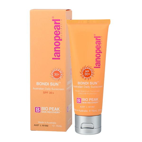 Купить LANOPEARL Крем солнцезащитный для лица / Bondi Sun SPF 30+ 75 мл