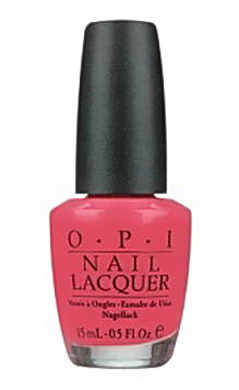 OPI Лак для ногтей Charged Up Cherry / BRIGHTS 15мл opi лак для ногтей mod about you brights 15мл