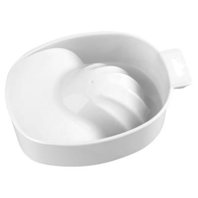 IRISK PROFESSIONAL Ванночка пластиковая для маникюра, 01 белая