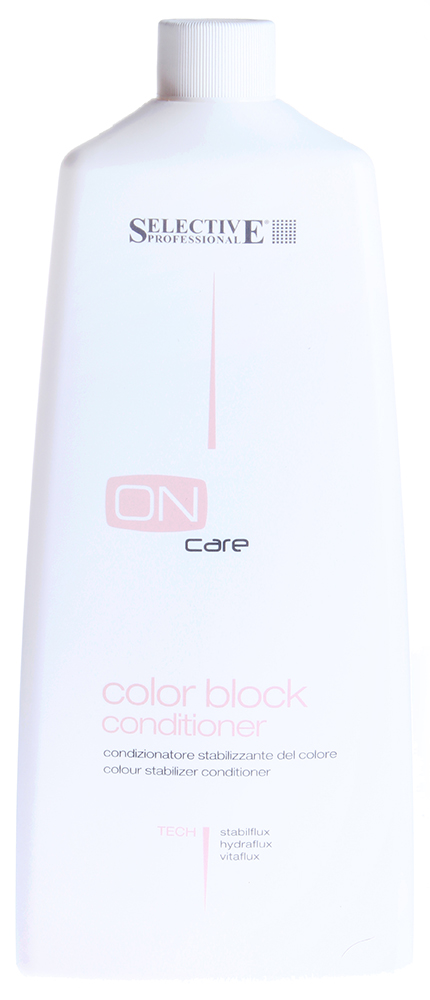SELECTIVE PROFESSIONAL ����������� ��� ������������ ����� / Color Block Conditioner ON CARE TECH 750��