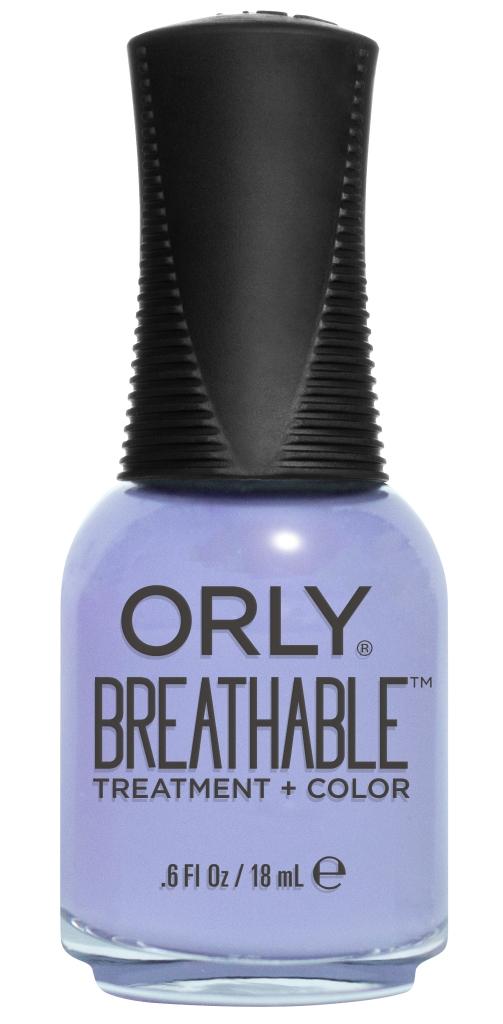 ORLY Уход профессиональный дышащий (цвет) за ногтями 918 JUST BREATHE / Breathable 18 мл