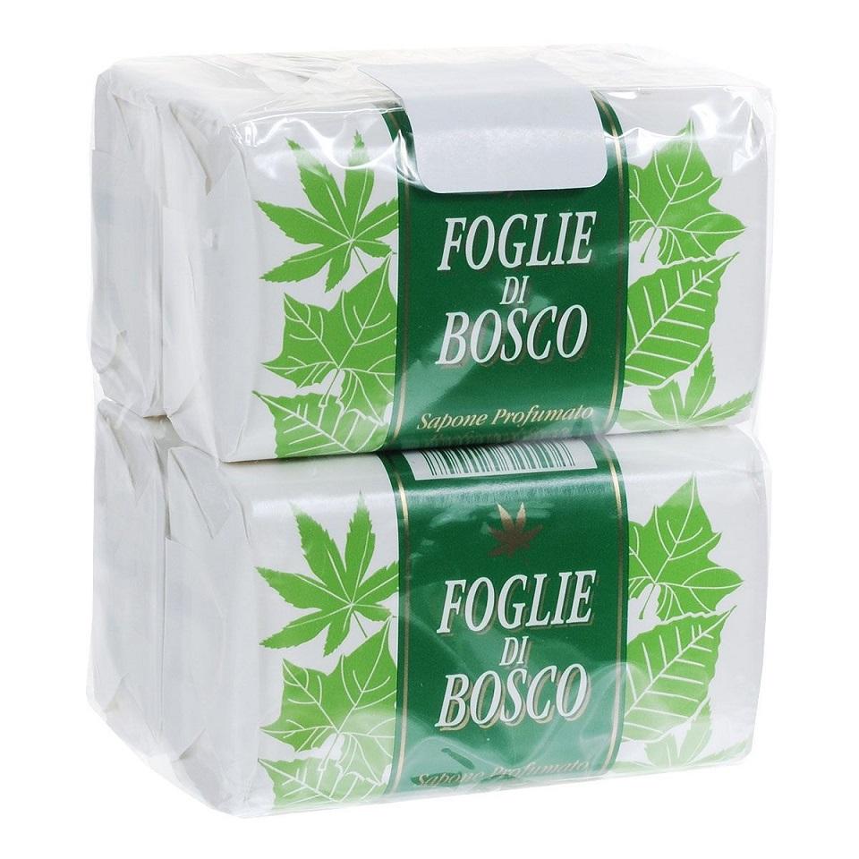 NESTI DANTE Набор мыла для тела Лиственный лес / Foglie di Bosco 4*125 г -  Мыла