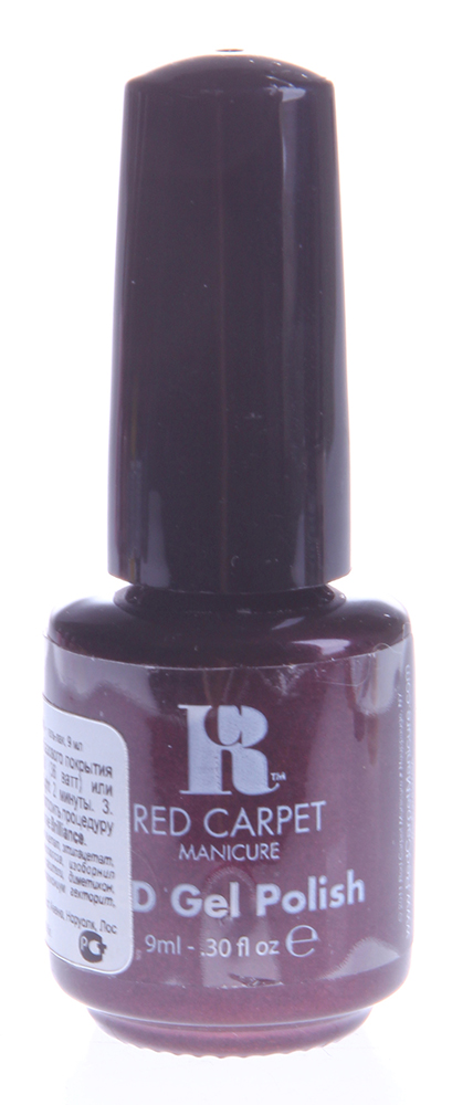 "RED CARPET 134 ����-��� ��� ������ ""Plum Up the Volume"" / LED Gel Polish 9��~"