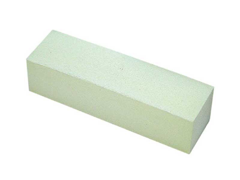 HAIRWAY Блок полировочный белый