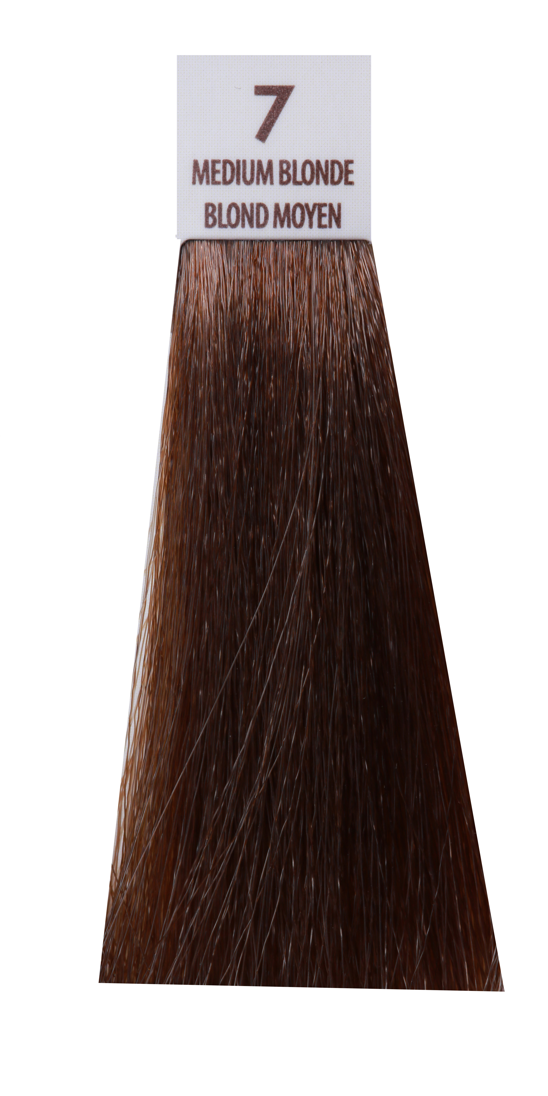 MACADAMIA NATURAL OIL 7 краска для волос, средний блондин / MACADAMIA COLORS 100 мл фото